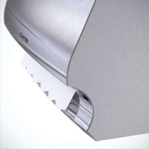 Rollenpapierspender Edelstahl - Paradise Stainless Steel Paperroll Detaillaufnahme