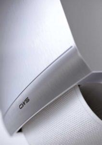 Stoffhandtuchspender Stainless Steel Dry Slim Detailansicht