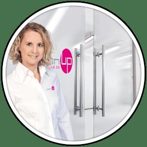 Inhaberin CleanUp Mietspender Tanja Braun