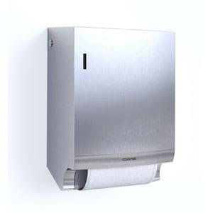 Stoffhandtuchspender Stainless Steel Dry Slim Touch und Non-Touch Edelstahl