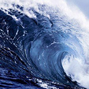 Meereswelle blau schäumend - Duftnote für Raumduftsystem Paradise Air Bar - für anhaltende Frische
